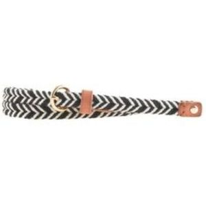 JCrew Two-tone Skinny Rope Belt